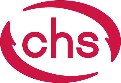 CHS Punainen Logo