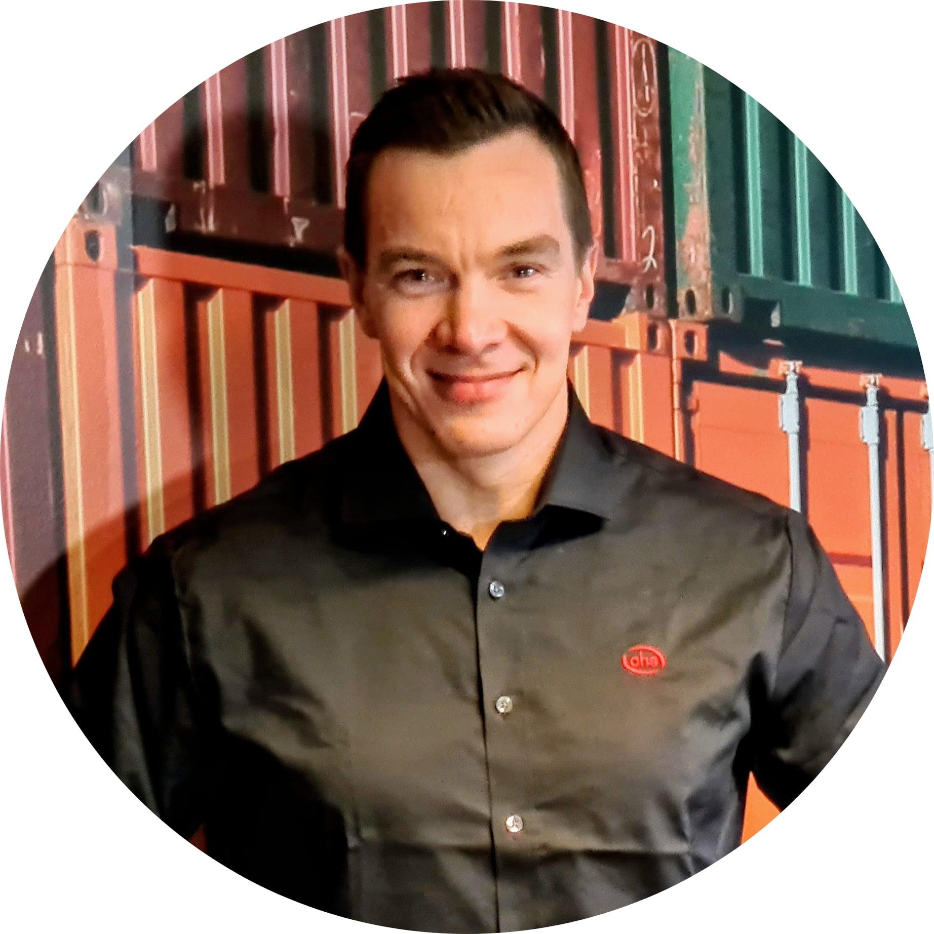 Mikko Yli-Rahko Toimitusjohtaja CHS Solutions