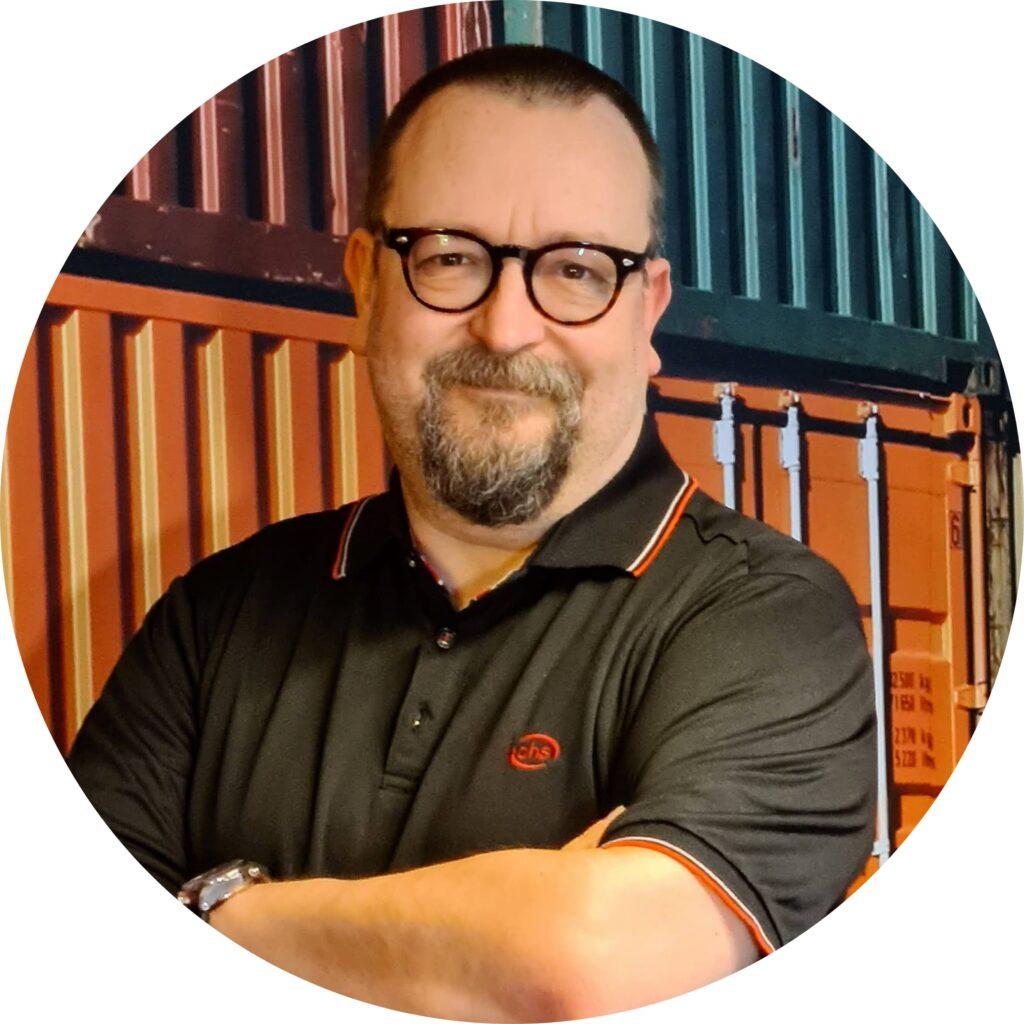 Ari Collanus QEHS Manager