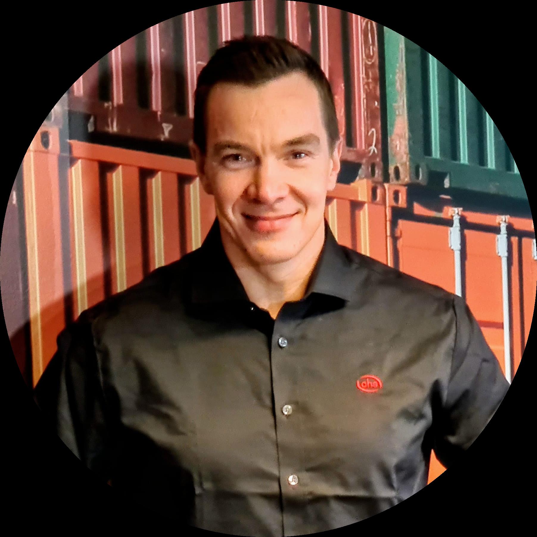 Mikko Ylirahko CHS Solutions Toimitusjohtaja