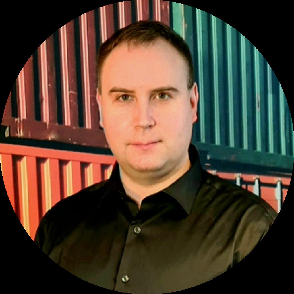 Jani Hirvonen Logistics Manager Espoo Warehouse